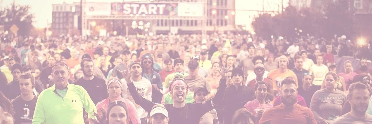 Novant Health Charlotte Marathon Banner Image