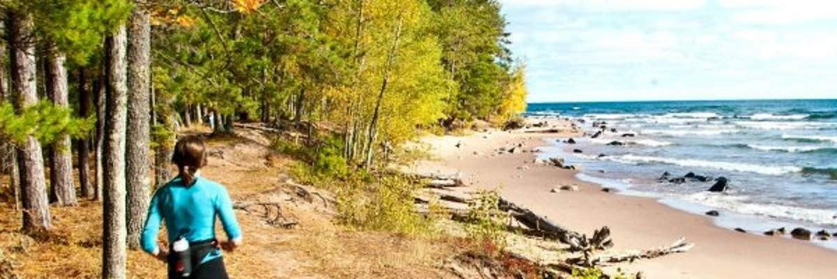 2019 Lake Superior Shore Run Banner Image