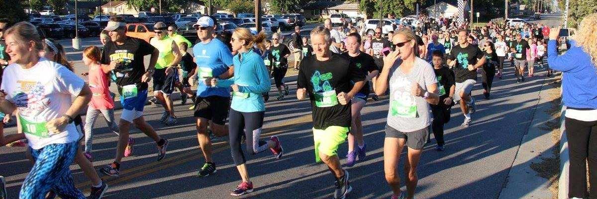 trojan tough 5k fun run walk