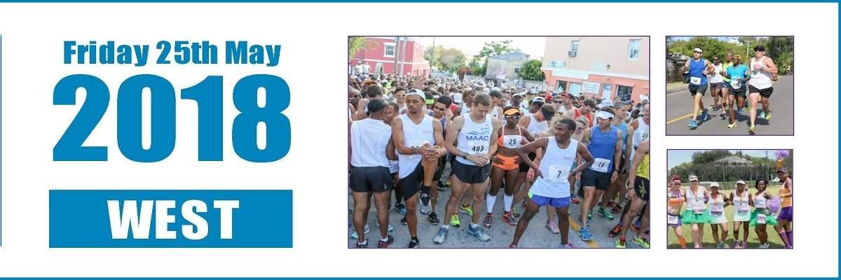Bermuda Day Half Marathon Derby Banner Image