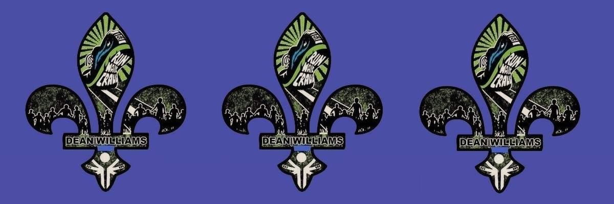 Dean Williams Memorial 5k Run/Walk/Crawl Banner Image
