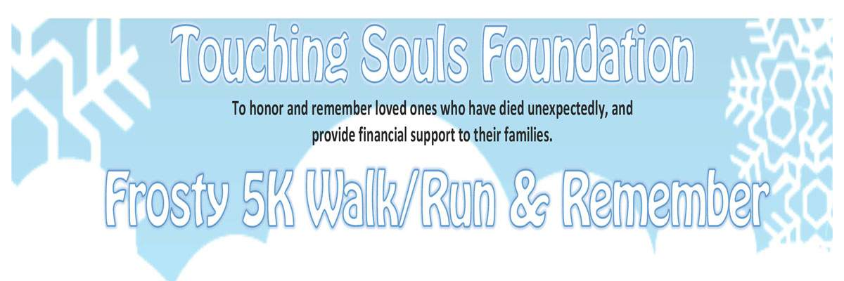 Touching Souls Foundation Frosty 5k Banner Image