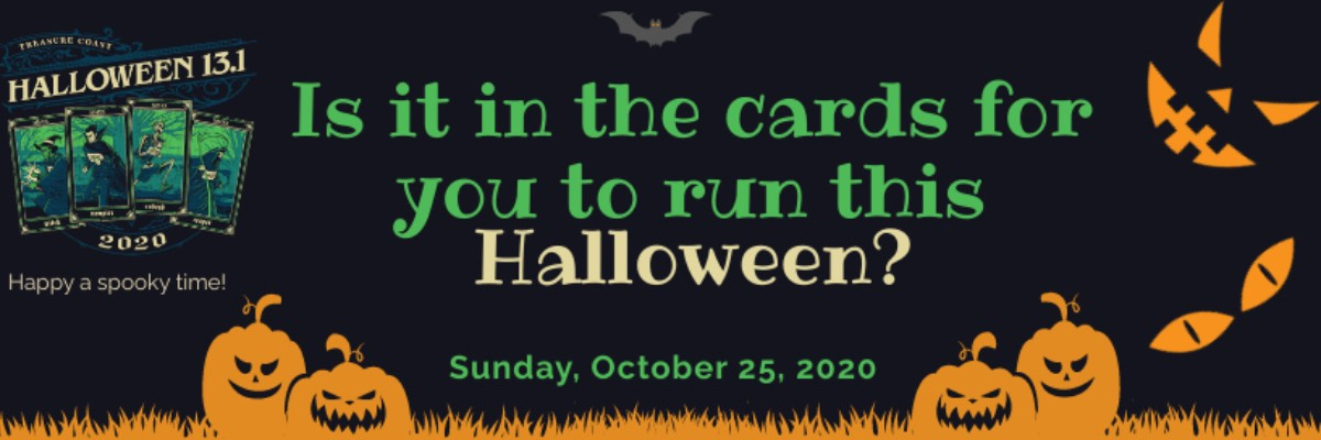 2020 Halloween Run Time Treasure Coast Halloween Half