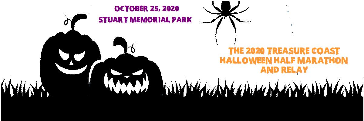 Halloween Half Marathon 2020 Route Treasure Coast Halloween Half