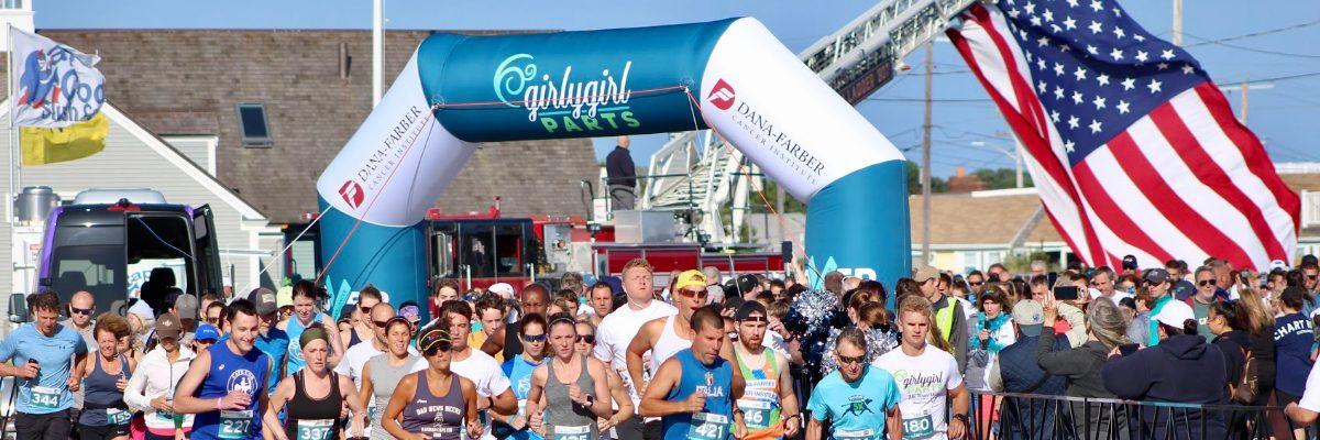 Girlygirl P A R T S 5k Run Walk For Ovarian Cancer