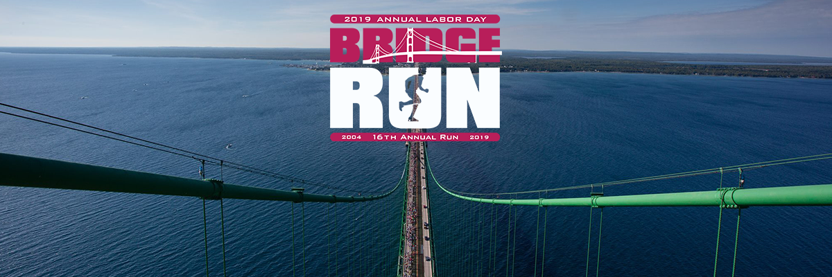 Labor Day Bridge Run Banner Image