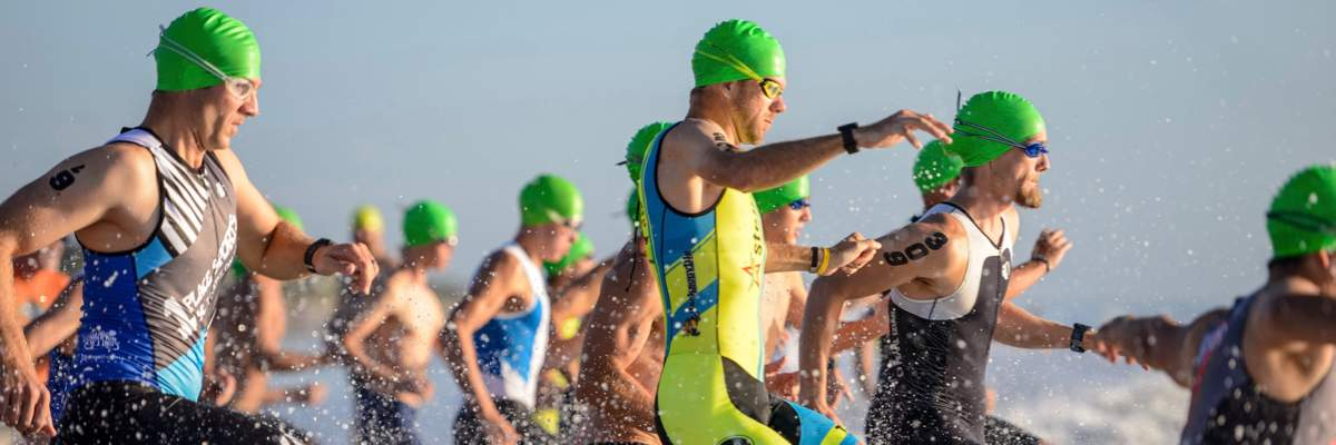 BFAST Sprint & Olympic Triathlons Banner Image