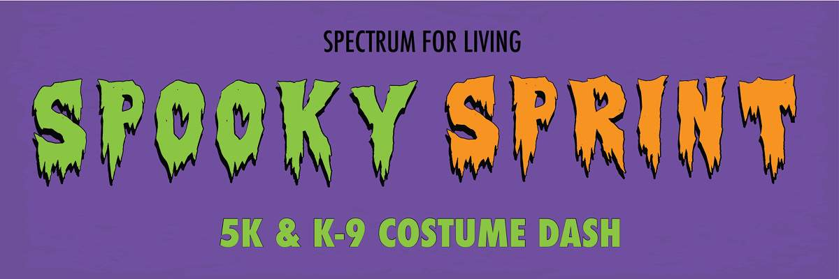 Spooky Sprint 5K & K-9 Costume Dash Banner Image