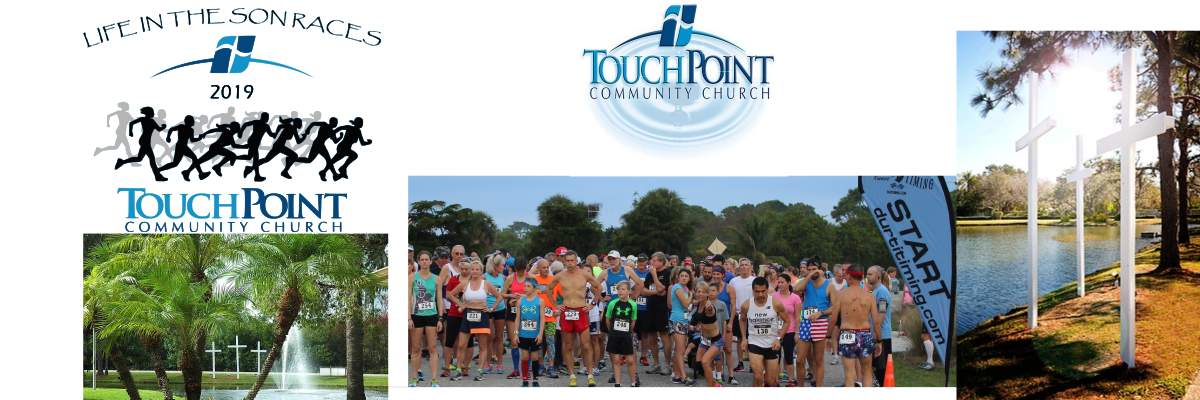 10th Annual Life in the Son 5K / 10K Course is USATF Certified Banner Image
