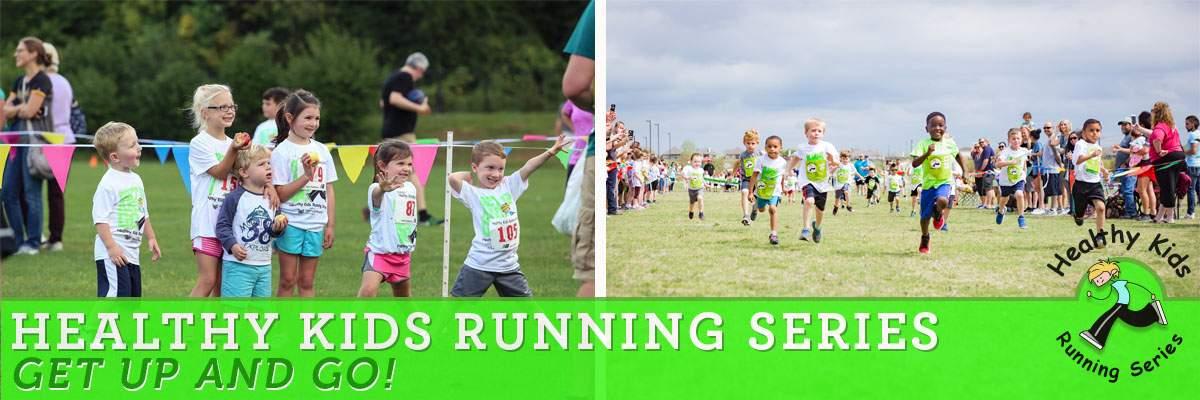 Healthy Kids Running Series Fall 2018 - South Weber, UT Banner Image