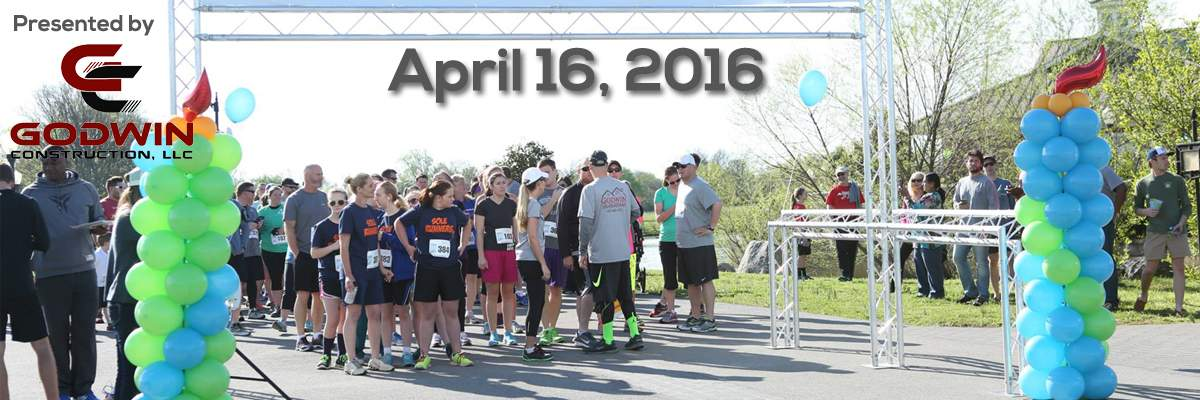 Candle Wishes Family 5K Banner Image