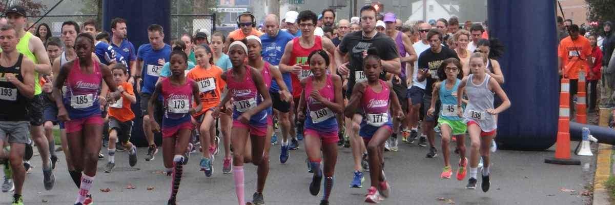 Malverne 5K Run/Walk for Education Banner Image