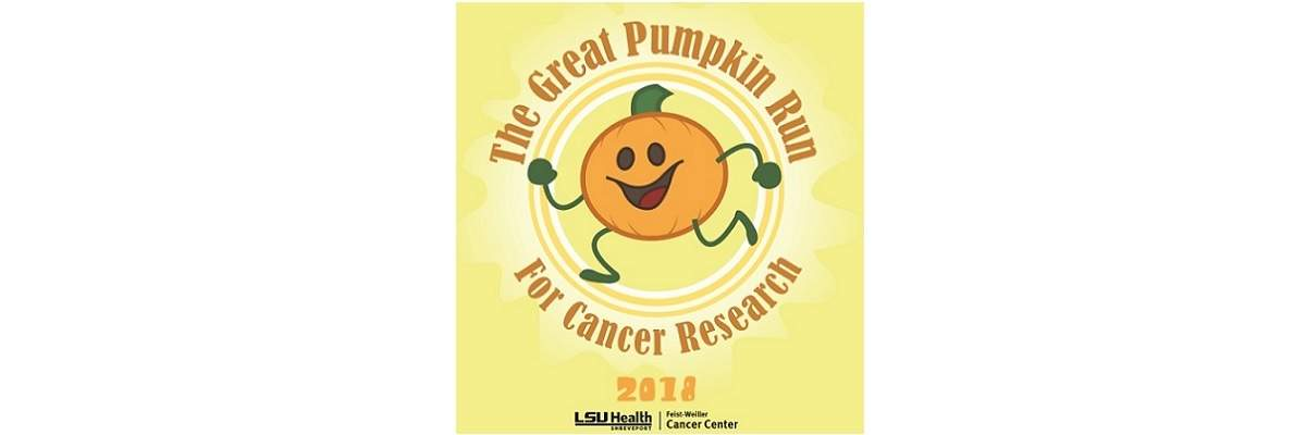 The Great Pumpkin Run for Research 5k Banner Image