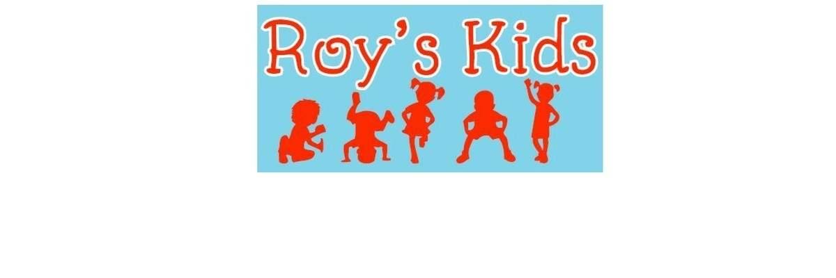 Roy's Kids 5k Banner Image