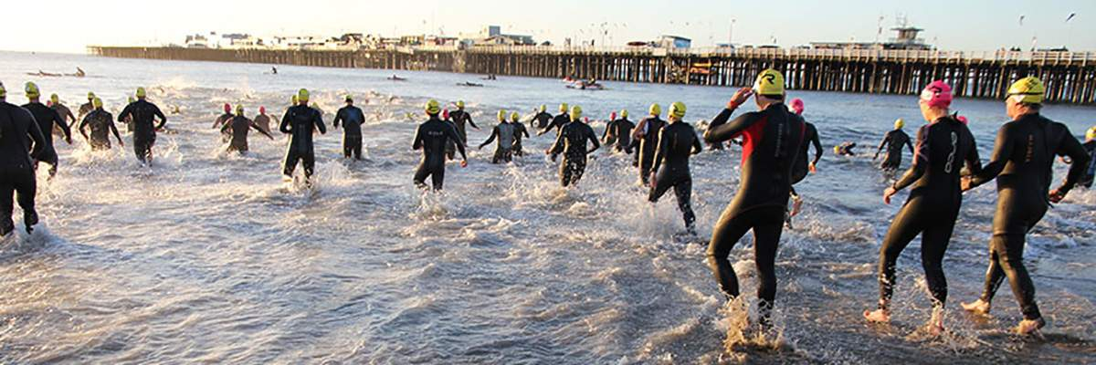 Image result for dip and dash aquathlon