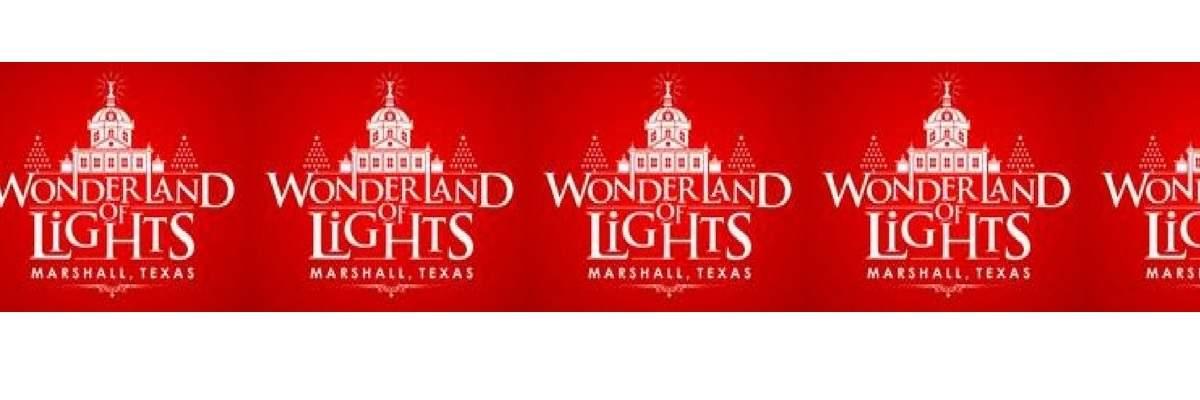 Wonderland of Lights 5k Banner Image