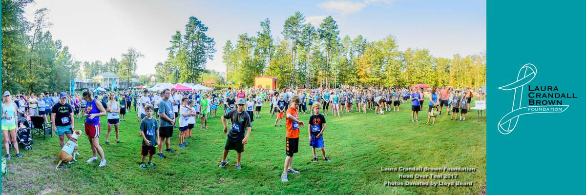 Head Over Teal 5K, 10K, & Fall Festival  Banner Image