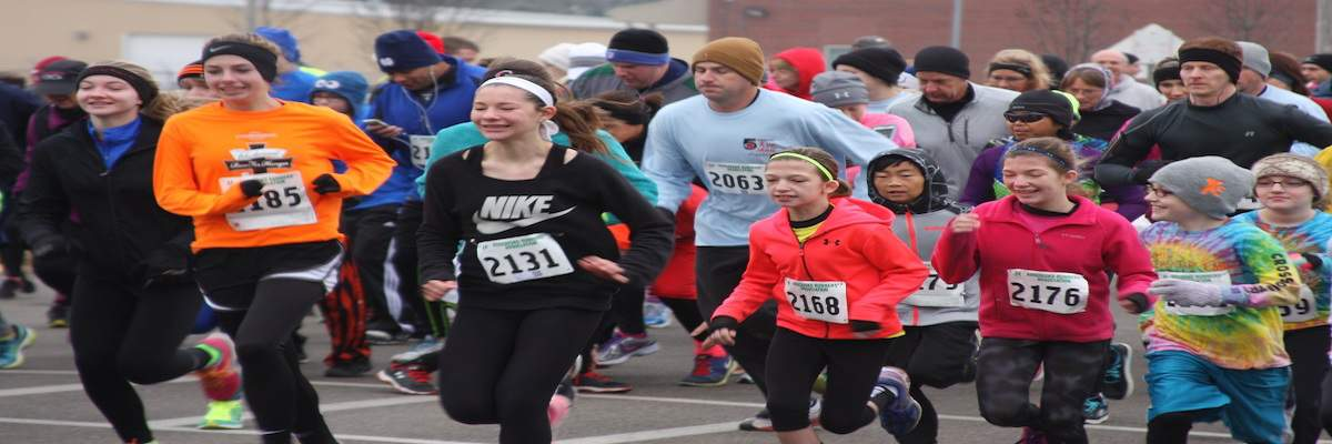 Run for the Heart in memory of Monsignor James J. Wolf Banner Image