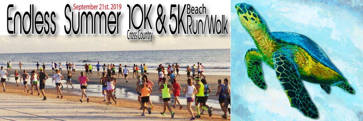 Endless Summer 10K & 5K Banner Image