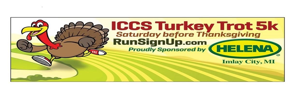 2019 ICCS Turkey Trot Banner Image