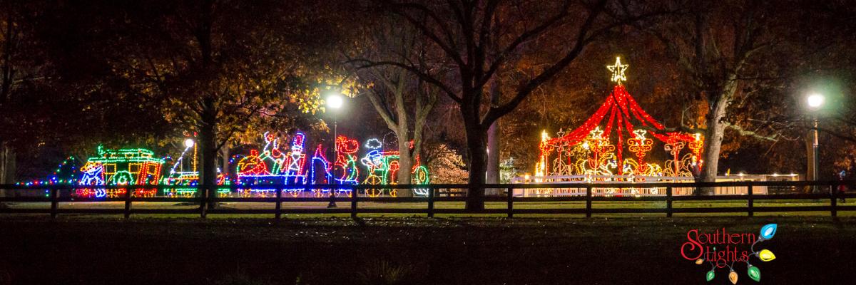 Georgetown Christmas Stroll 2019.Southern Lights Stroll 5k