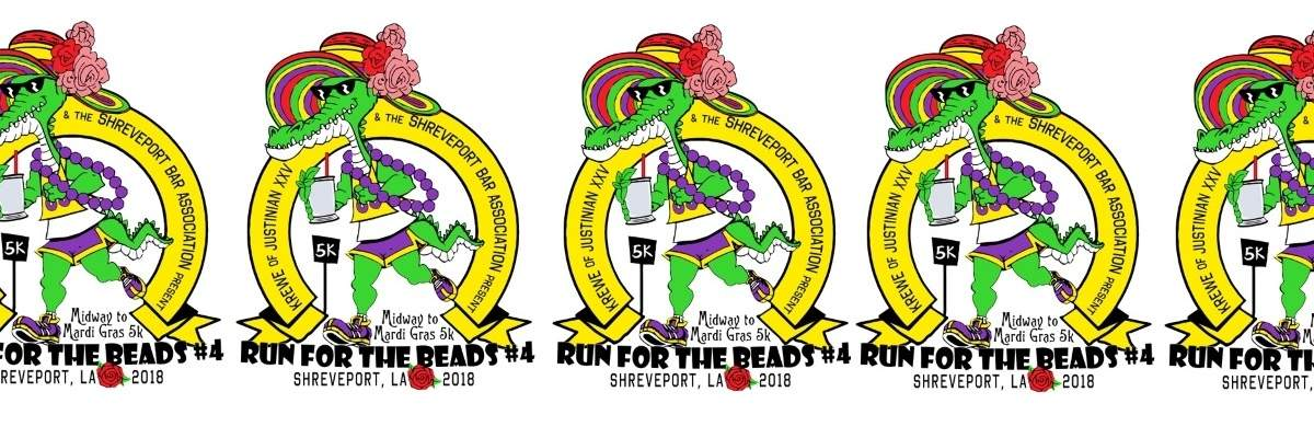 Midway to Mardis Gras 5k Banner Image