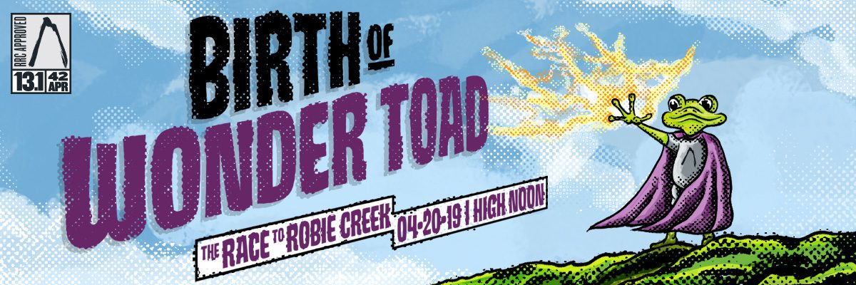 Race to Robie Creek® Banner Image