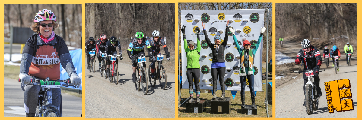 Waterloo G & G Gravel Road Race Banner Image