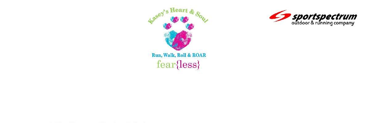 Kasey's Heart & Soul: Run, Walk & Roll Banner Image