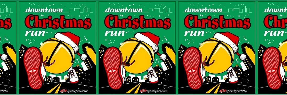 Downtown Christmas Run Banner Image