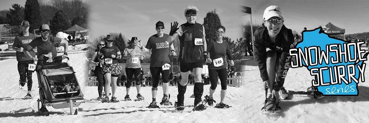 Snowshoe Scurry Banner Image