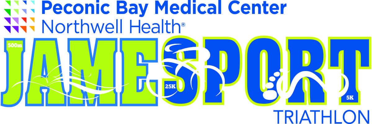 The PBMC Northwell Health Jamesport Triathlon Banner Image