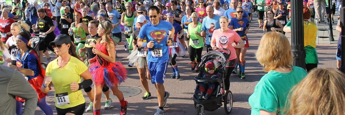 2019 Run with Courage Banner Image