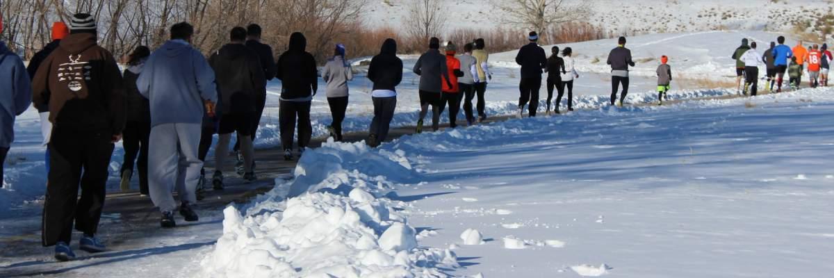 Winter Six Pack Series - HIGHLANDS RANCH 5 Mile & 5k Banner Image