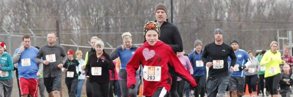 Heart and Sole 5K Banner Image