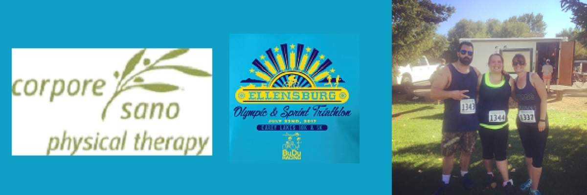 Ellensburg Olympic and Sprint Triathlon and Sprint Duathlon Banner Image