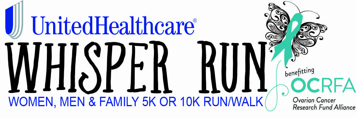 UnitedHealthcare 10 & 5k Whisper Run Walk. Banner Image