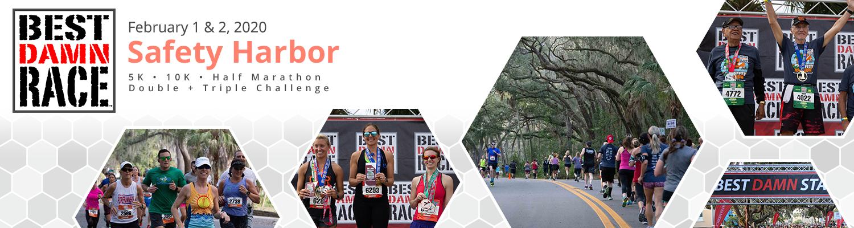 Best Half Marathons 2020 Best Damn Race Safety Harbor