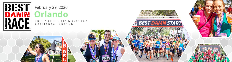 Best Half Marathons 2020 Best Damn Race Orlando