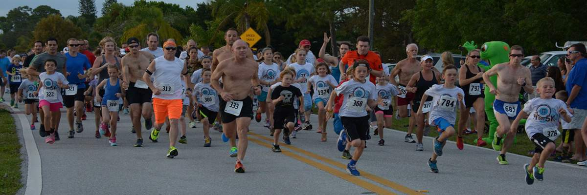 """Felix A. Williams Elementary """"Pi"""" Day 5k Banner Image"""