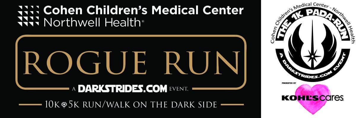 ROGUE RUN a DarkStrides.com event Banner Image