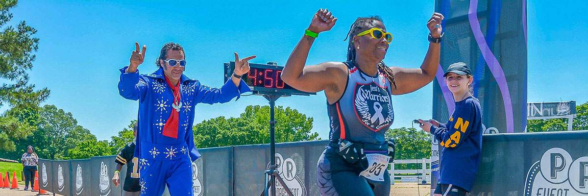 Memphis In May Triathlon Weekend Banner Image
