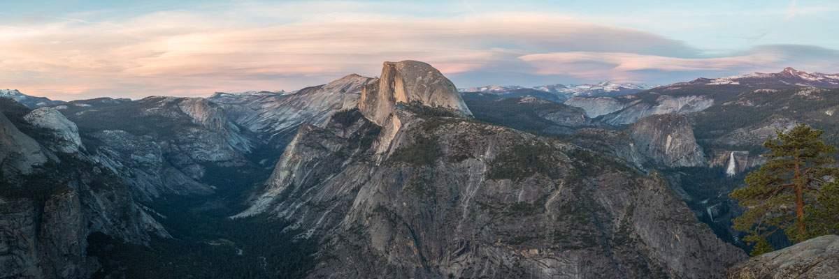 Yosemite Half Marathon Banner Image