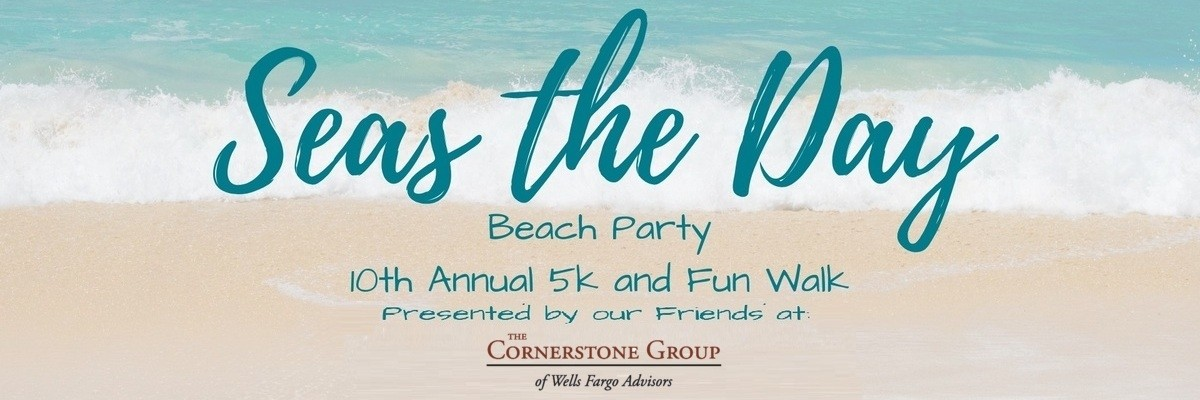 CURE's 10th Annual 5k and Fun Walk presented by The Cornerstone Group of Wells Fargo Advisors Banner Image
