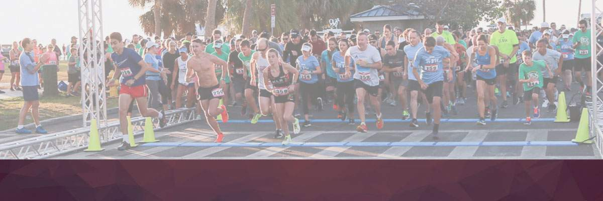 Bouchard Insurance Derby Day 5K Banner Image
