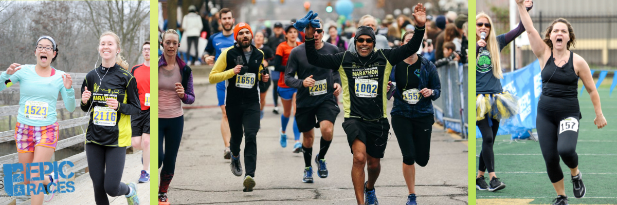 Probility Ann Arbor Marathon Banner Image