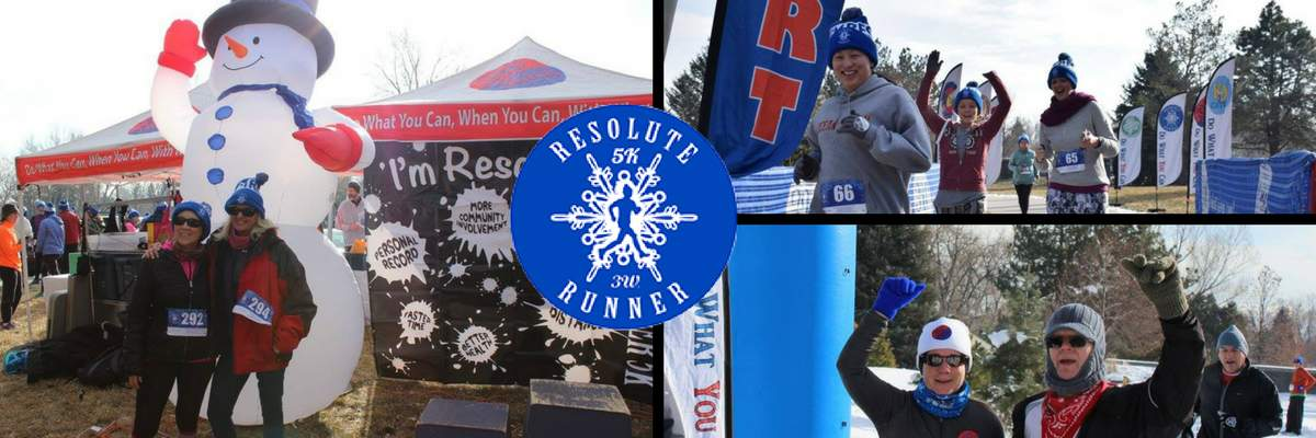 Resolute Runner 5k Banner Image