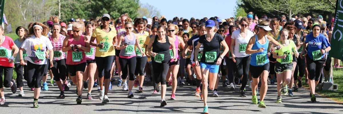 Mother's Day 5K Banner Image