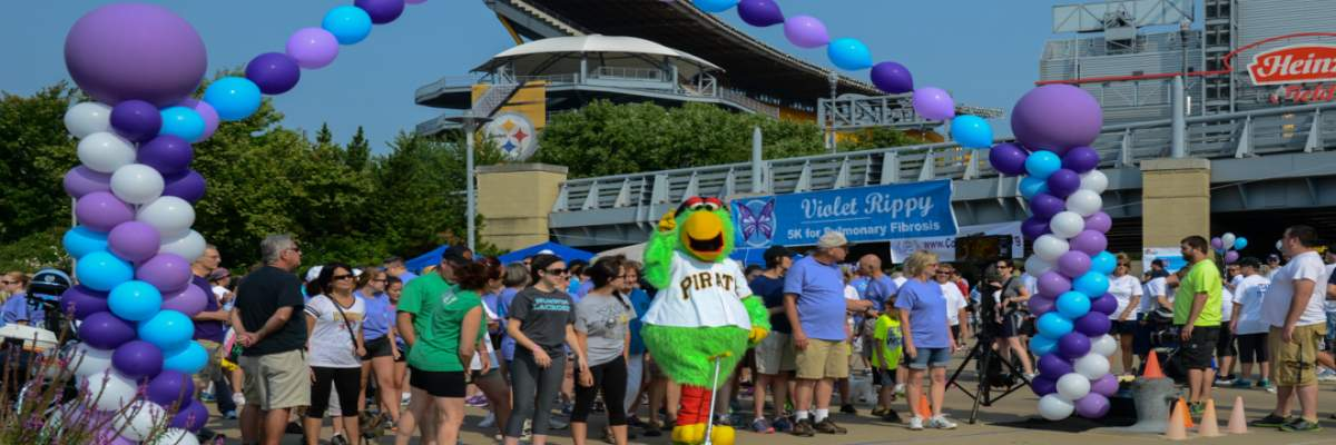 Violet Rippy 5K for Pulmonary Fibrosis - Presented by UPMC