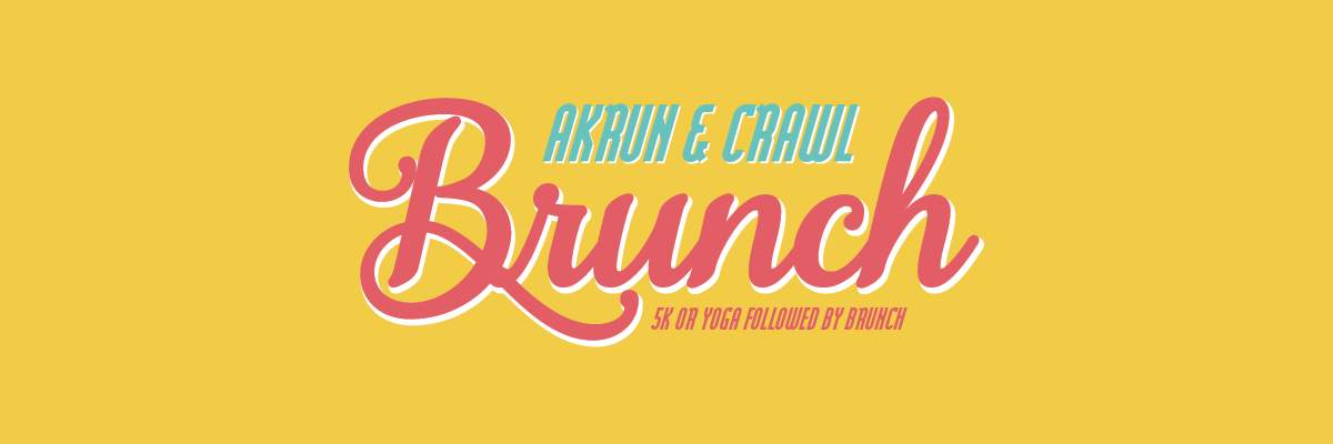 Torchbearers AkRun & Crawl: Brunch Banner Image